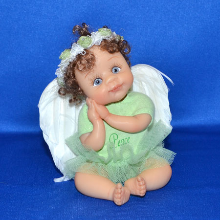 кукла из полимерной глины - Трубочист ООАК.