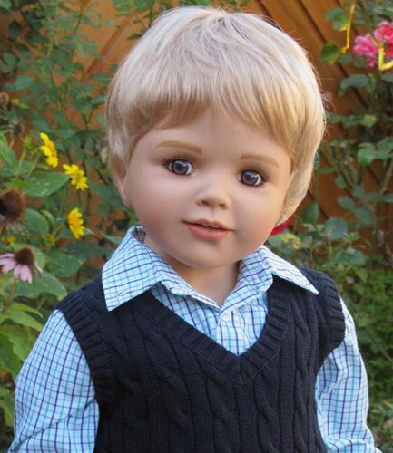купить куклу для причесок
