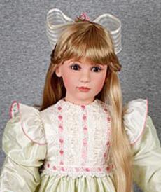 Виниловая кукла - Эванелль