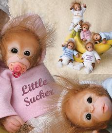 миниатюрные новорожденные обезьянки - Маленькие обезьянки