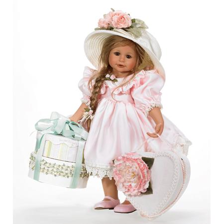 кукла мини линда: